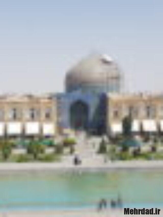 استوری اصفهان زیبا میدان نقش جهان